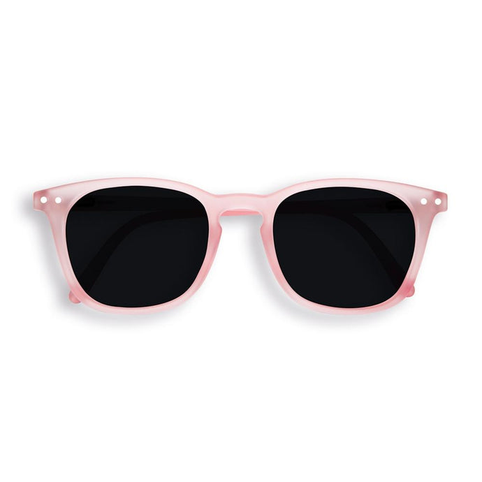 IZIPIZI PARIS | Sun Junior - STYLE #E Sunglasses - Pink Halo (3-10 YEARS) *FLASH LIGHTS LIMITED EDITION*