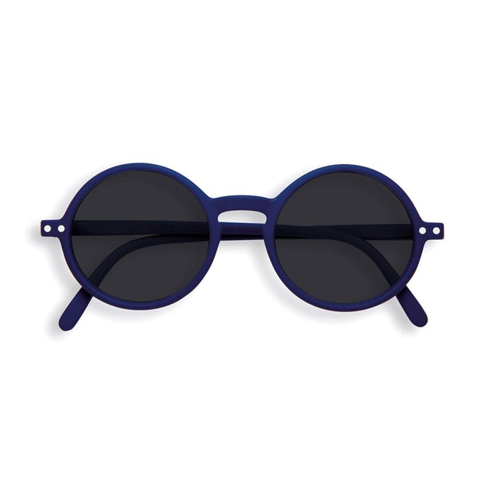 IZIPIZI PARIS | Sun Junior - STYLE #G Sunglasses - Navy Blue (3-10 YEARS)