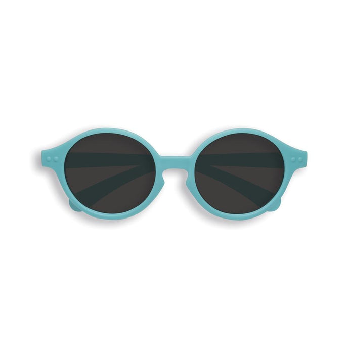 IZIPIZI PARIS | Sun Kids Sunglasses - Flash Lights - Blue Balloon (1-3 YEARS) *LIMITED EDITION*