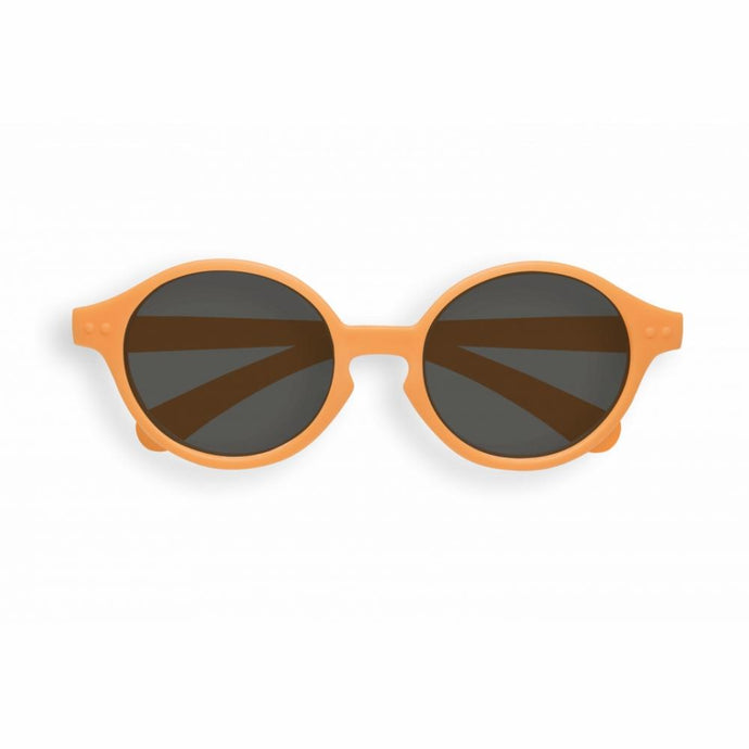 IZIPIZI PARIS | Sun Kids Sunglasses - Flash Lights - Orange Firework (1-3 YEARS) *LIMITED EDITION*