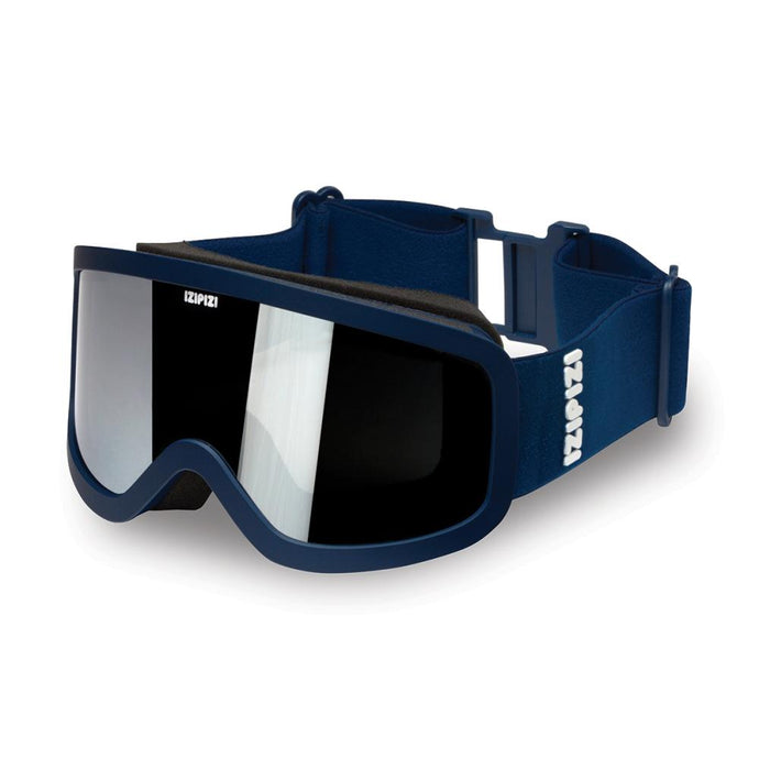 IZIPIZI PARIS | Adult Snow Goggles - LARGE - Navy Blue