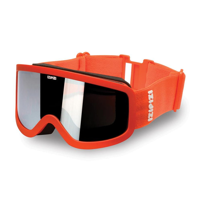 IZIPIZI PARIS | Adult Snow Goggles - LARGE - Orange