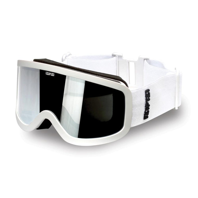 IZIPIZI PARIS | Adult Snow Goggles - LARGE - White