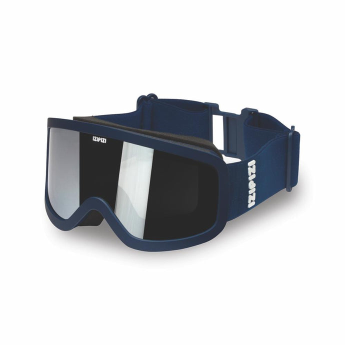 IZIPIZI PARIS | Junior Kids Snow Goggles - SMALL - Navy Blue