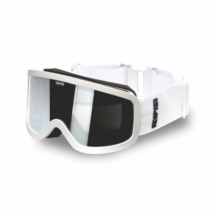 IZIPIZI PARIS | Junior Kids Snow Goggles - SMALL - White