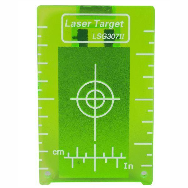 Imex Laser Accessories - Target Plate, Green