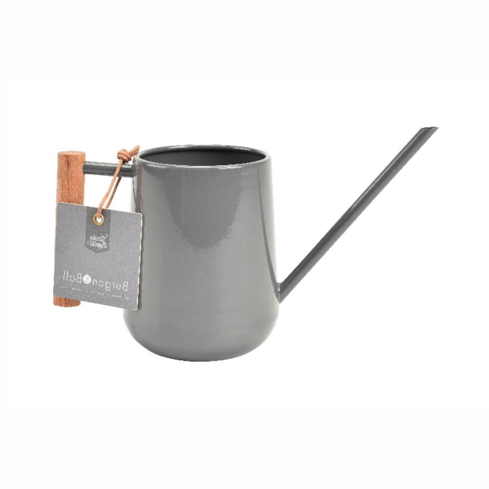 BURGON & BALL | Indoor Plant Watering Can - Charcoal