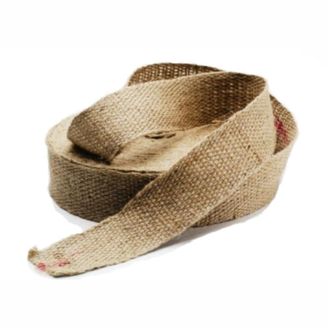 NUTSCENE®  |  Hessian Tree Tie Webbing 33m Roll - Natural