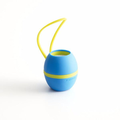 KAKKOii | ANTONIO AREVALO Loop'D Wireless Speaker - Blue & Neon Yellow