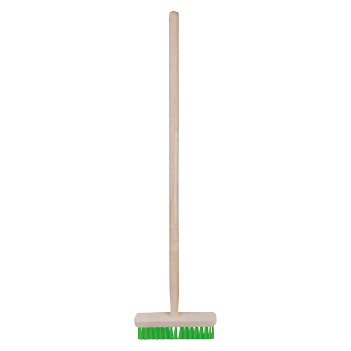 ESSCHERT DESIGN Children's Broom - Green