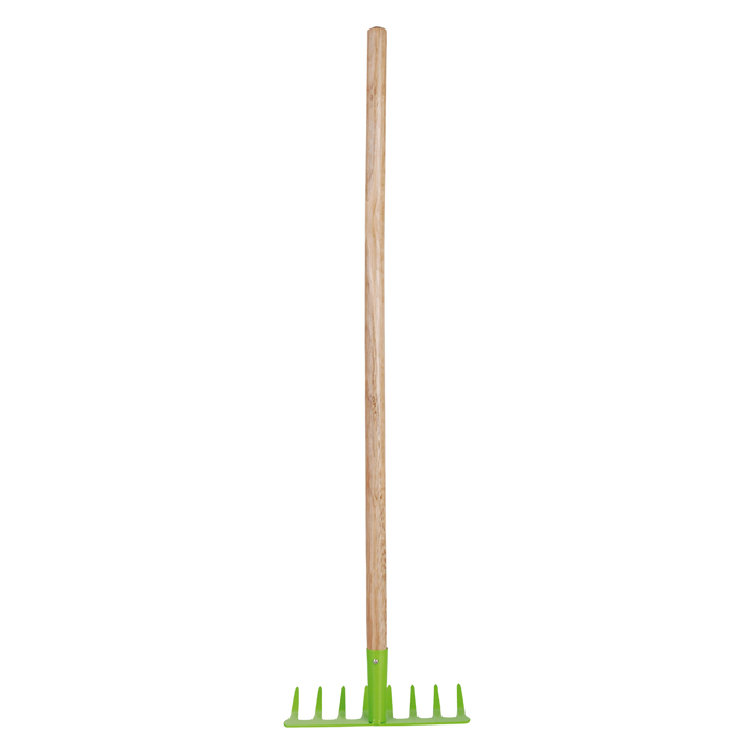 ESSCHERT DESIGN Children's Rake - Green