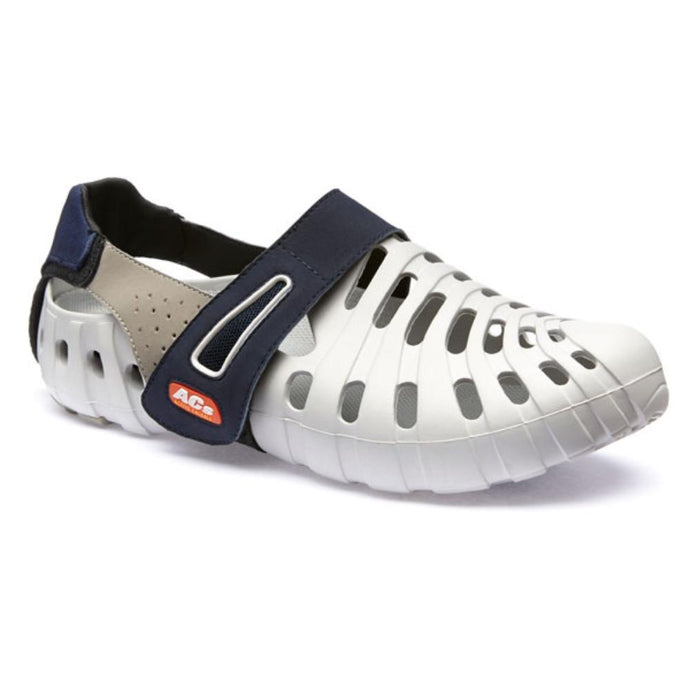 KROTEN | GYBE2 Aquatic Shoe - Grey/ Midnight Navy, Mens