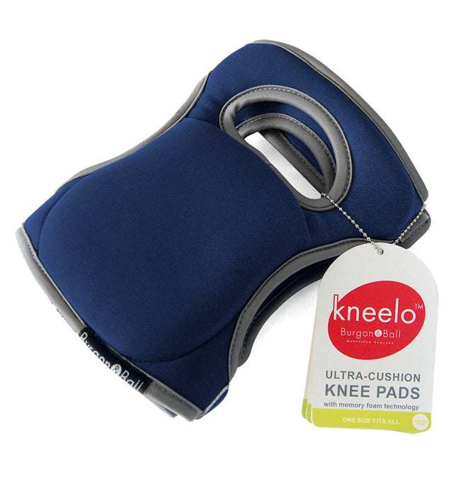 BURGON & BALL | Kneelo® Gardening Knee Pad - Pair - Navy
