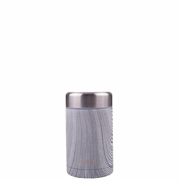Oasis | Stainless Insulated Food Flask 450ml - Driftwood