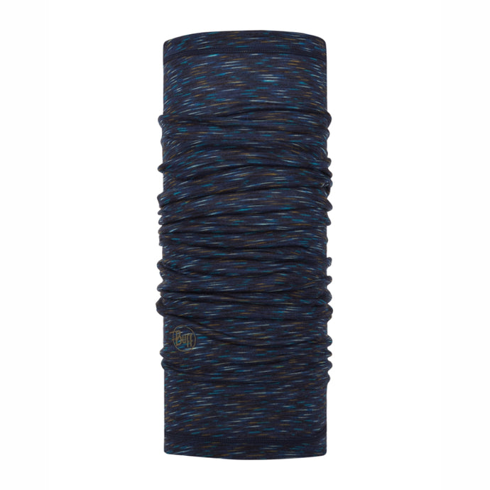 BUFF | LW Merino Wool  - Denim Multi Stripes