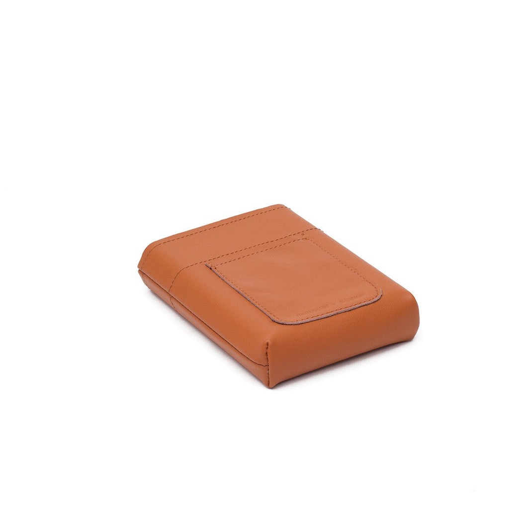 MEMOBOTTLE | Leather Water Bottle Sleeve A6 - Tan
