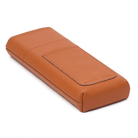 MEMOBOTTLE | Leather Sleeve Slim - Tan