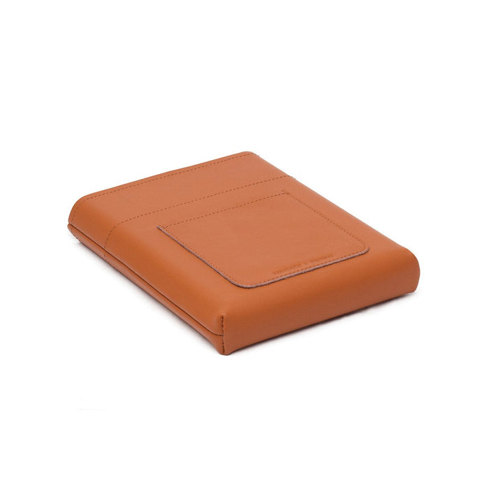 MEMOBOTTLE | Leather Sleeve A5 - Tan