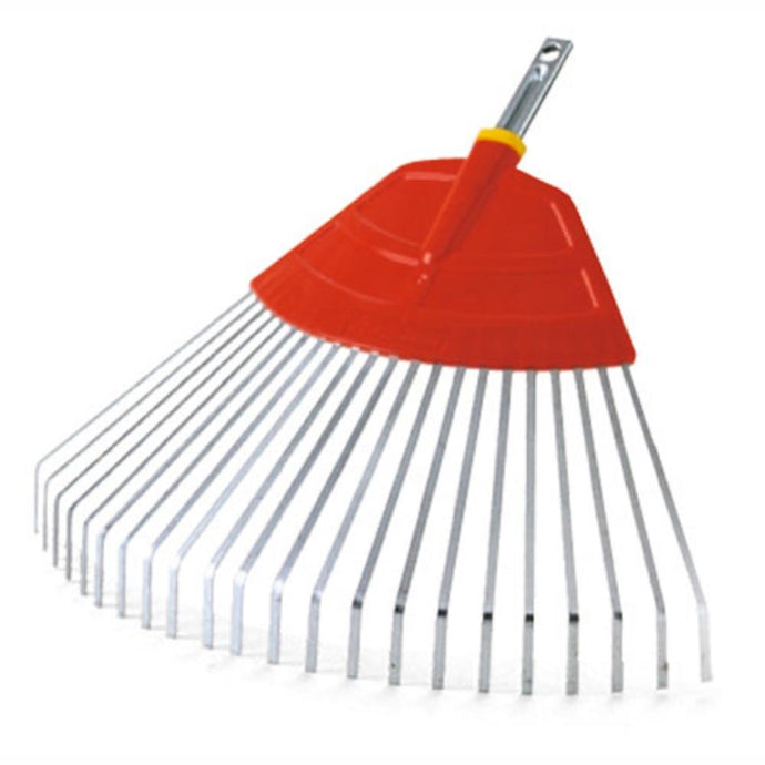 WOLF GARTEN | Multi-Change Garden Tine Rake - Plastic body - Head Only