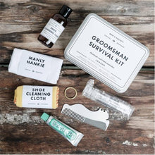 Load image into Gallery viewer, MEN'S SOCIETY | Groomsman Survival Kit