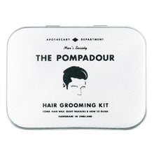 Load image into Gallery viewer, MEN'S SOCIETY | Hair Kit - Pompadour
