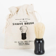 Load image into Gallery viewer, MEN'S SOCIETY | Shave Brush