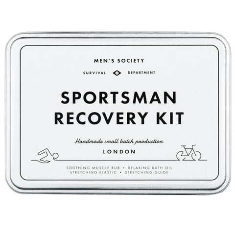 MEN'S SOCIETY | Sportsman Recovery Kit