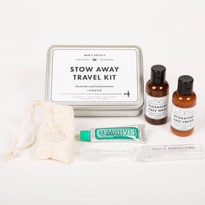 MEN'S SOCIETY | Stow Away Travel Kit