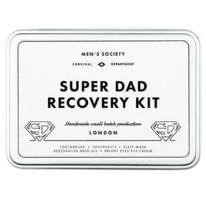 MEN'S SOCIETY | Super Dad Recovery Kit