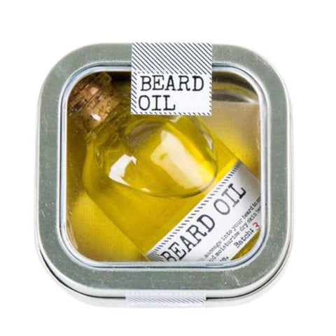 MEN'S SOCIETY | Beard Oil & Face Rag