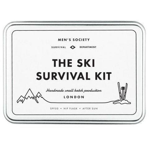 MEN'S SOCIETY | Ski Survival Kit