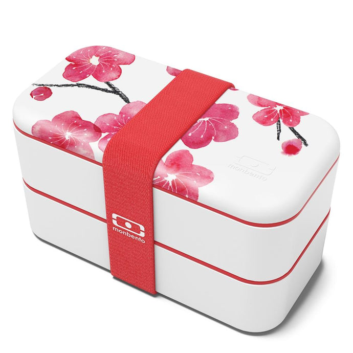 MONBENTO | Original Graphic Lunchbox - Blossom