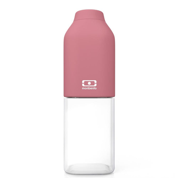 MONBENTO | Positive M Drink Bottle 500ml - Blush