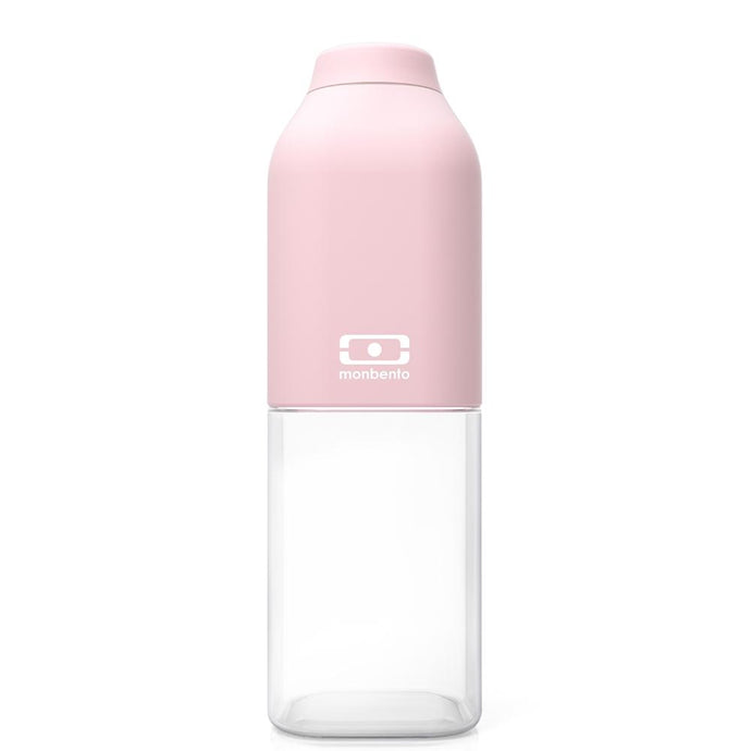 MONBENTO | Positive M Drink Bottle 500ml - Litchi