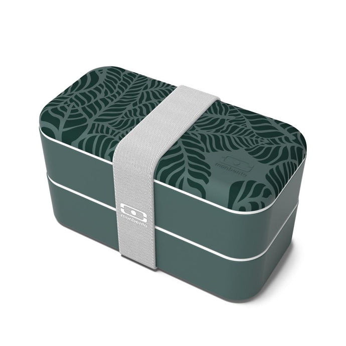 MONBENTO | Original Graphic Lunchbox - Jungle