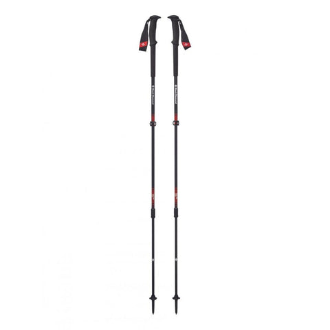 BLACK DIAMOND | TRAIL PRO 2019 Trekking Poles, Fire Red