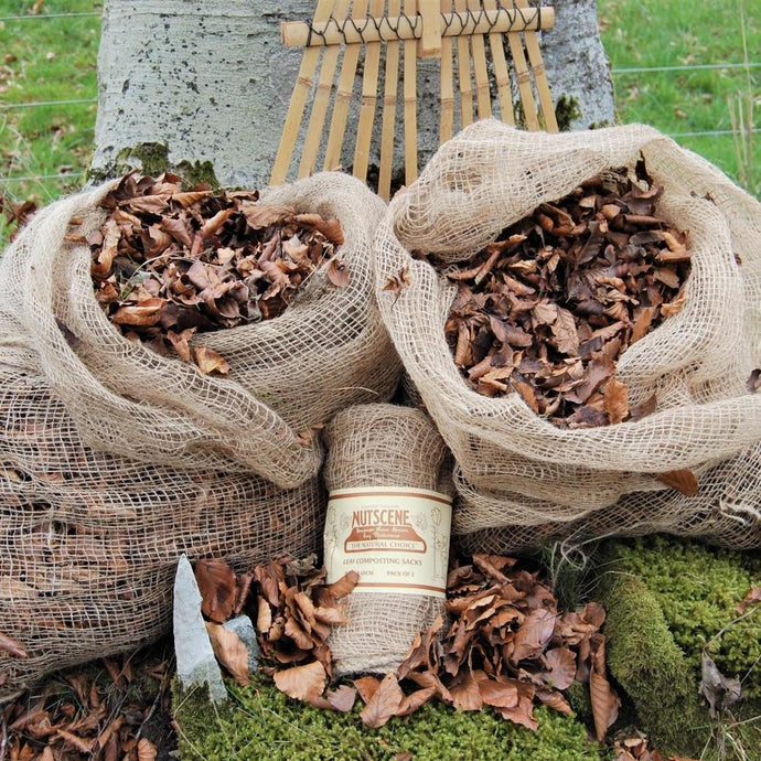 NUTSCENE® SCOTLAND  |  Leaf Sacks- Set 2