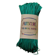 Load image into Gallery viewer, NUTSCENE® SCOTLAND  |  Raffia - Jade Green