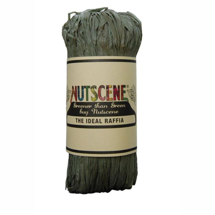 NUTSCENE® SCOTLAND  |  Raffia - Pesto Green