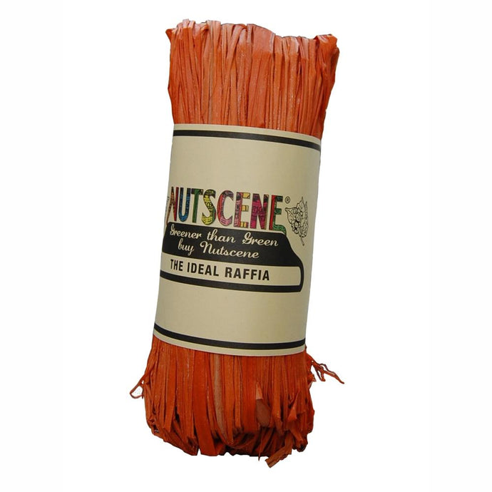 NUTSCENE® SCOTLAND  |  Raffia - Orange