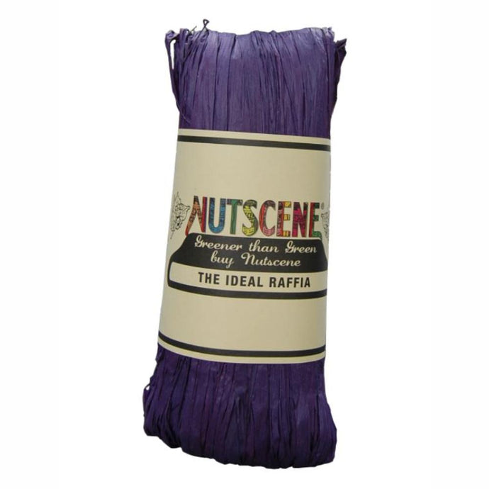NUTSCENE® SCOTLAND  |  Raffia - Purple