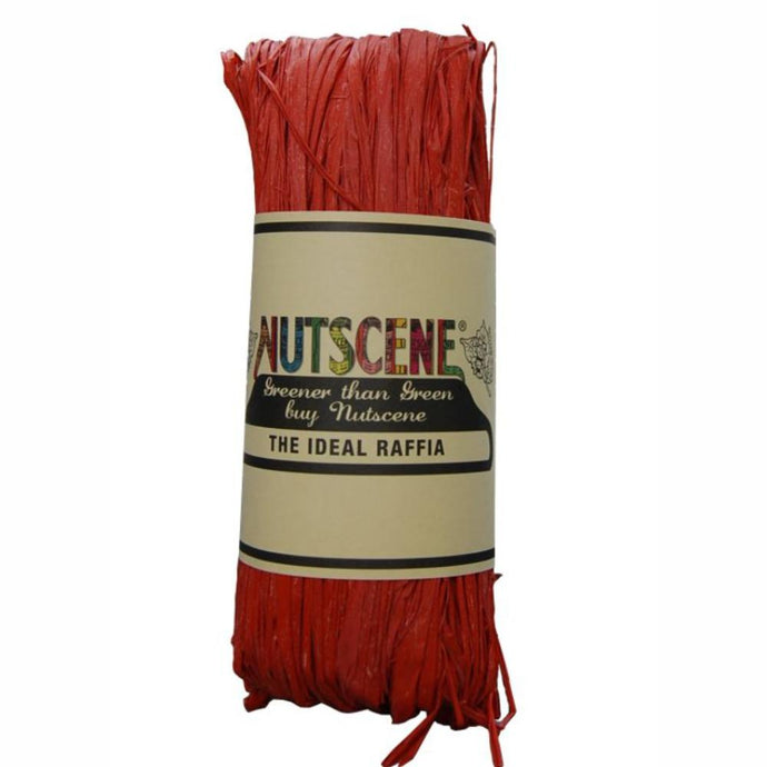 NUTSCENE® SCOTLAND  |  Raffia - Red