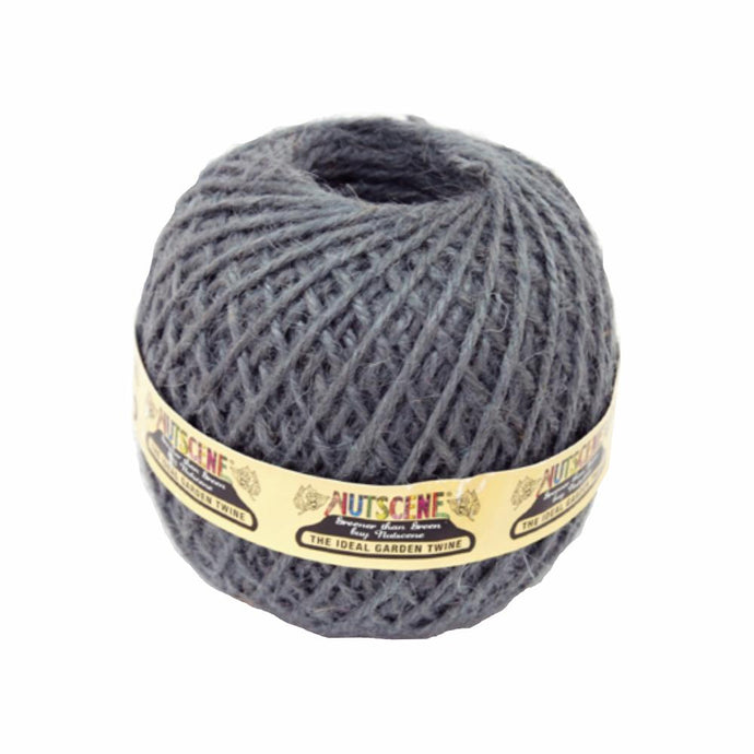 NUTSCENE® SCOTLAND  |  Twine Ball Small - Dove Grey