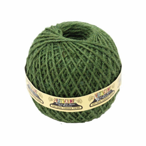 NUTSCENE® SCOTLAND  |  Twine Ball Small - Mid Green