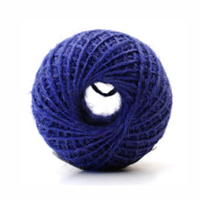 Load image into Gallery viewer, NUTSCENE® SCOTLAND  |  Twine Ball Small - Indigo Violet