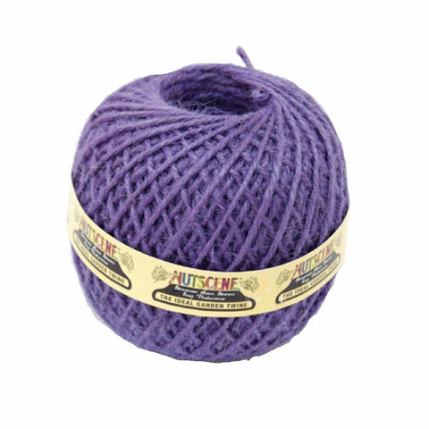 NUTSCENE® SCOTLAND  |  Twine Ball Small - Heather