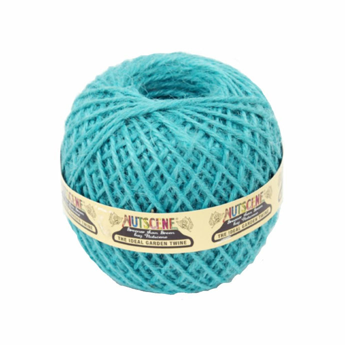 NUTSCENE® SCOTLAND  |  Twine Ball Small - Marine Blue