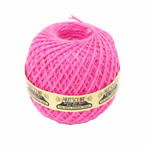 NUTSCENE® SCOTLAND  |  Twine Ball Small - Pink