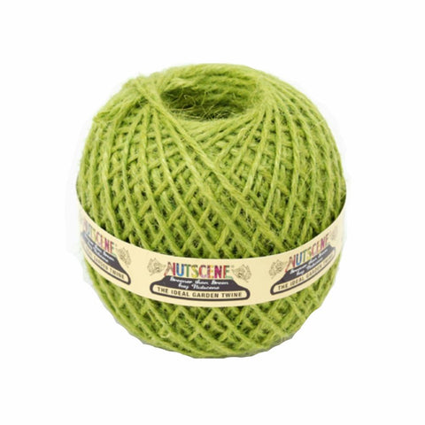 NUTSCENE® SCOTLAND  |  Twine Ball Small - Spring Green