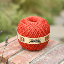 Load image into Gallery viewer, NUTSCENE® SCOTLAND  |  Twine Ball Small - Tomato Red